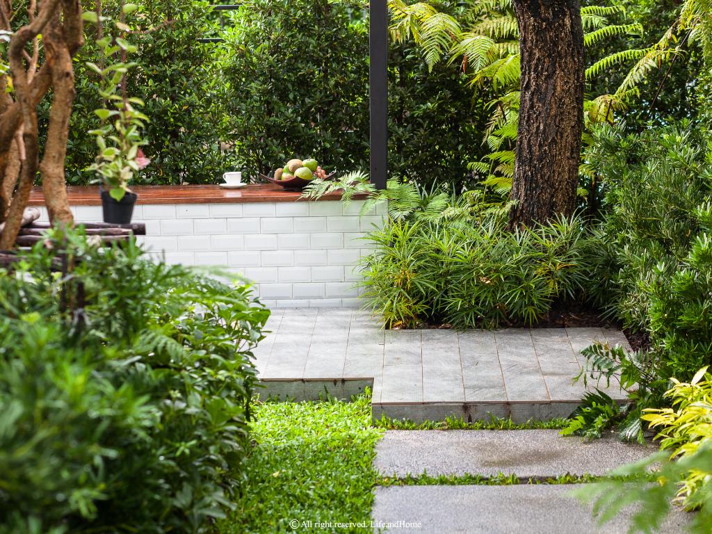 Modern Tropical Garden: รีโนเวทสวนมือสอง ให้ตอบโจทย์การใช้งานของครอบครัว