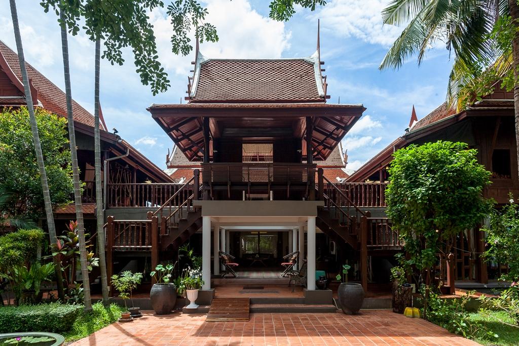 Authentic Thai Cuisine เสน่ห์ปลายจวัก ตำรับชาววัง แห่ง ทับขวัญ รีสอร์ท