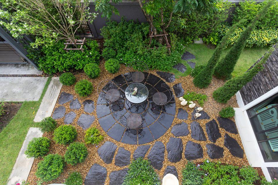 Little Garden, Big Happiness พื้นที่สวนเล็กๆแต่เป็นมวลความสุขก้อนใหญ่ของครอบครัว